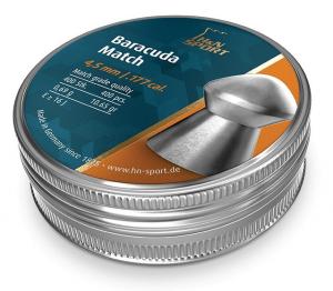 H&N DIABOLO BARACUDA MATCH 4.50MM 0.69G (500)