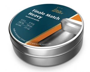 H&N Finale Match Heavy 4,5mm 500pcs