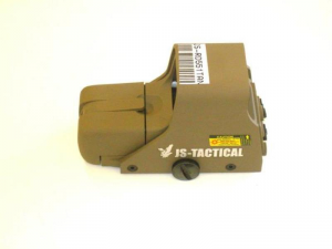 JS-TACTICAL HOLOGRAFICO TIPO EOTECH TAN