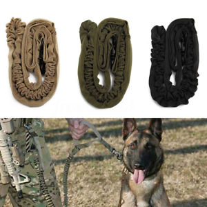 K 9 Tactical Bungee Leash