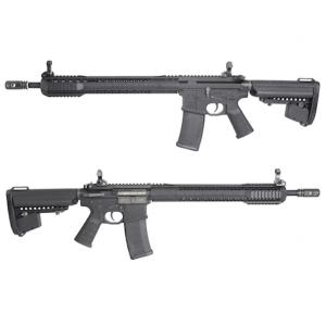 King Arms Black Rain Ordnance Rifle - BK
