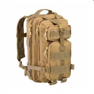 OPENLAND TACTICAL BACK PACK 600D NYLON TAN