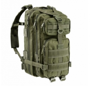 OPENLAND TACTICAL BACK PACK 600D NYLON OD