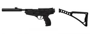 SWISS ARMS Mod Fire Air pistol Cal. 4,5 < 7,5J CN 760