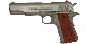 SWISS ARMS 1911 SEVENTIES STAINLESS 4,5mm <7,5J CN 757