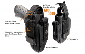 UTG Special Ops Tactical Thigh Holster Black