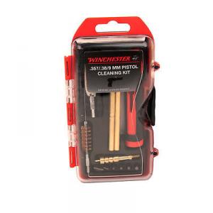WINCHESTER Kit di Pulizia 9mm/.38/.357 (14 Componenti)