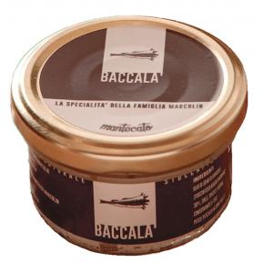 Baccalà Mantecato Classico in Vasetto - 90gr