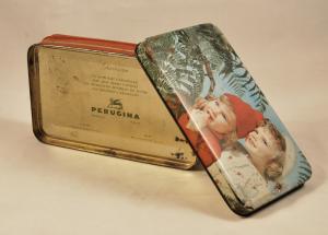 Scatola vintage Perugina