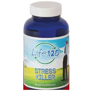 LIFE 120 - STRESS KILLER INTEGRATORE VEGETALE