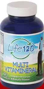 LIFE 120 - MULTI VITAMINERAL