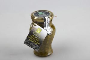 Pesto di pistacchi di Bronte DOP