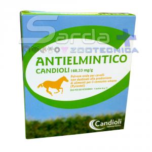 ANTIELMINTICO - contro i parassiti intestinali nei cavalli