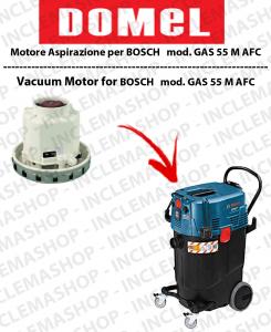 GAS 35 l SFC+ MOTORE ASPIRAZIONE DOMEL per aspirapolvere BOSCH
