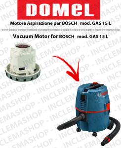 GAS 15 L MOTORE ASPIRAZIONE DOMEL per aspirapolvere BOSCH