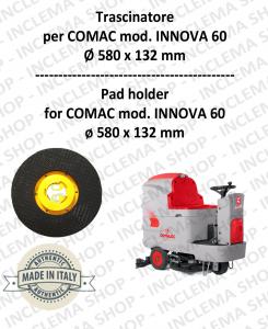 Padholder for scrubber dryer COMAC mod. INNOVA 60