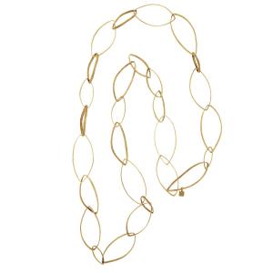 Catena lunga Lulia in argento 925