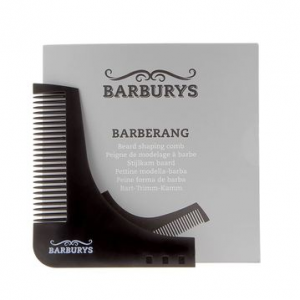 BARBURYS BARBERANG - PETTINE MODELLA BARBA