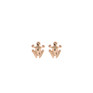 9k gold and diamond earrings