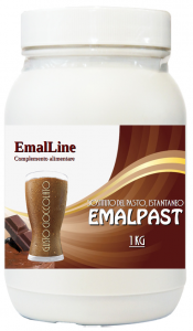 Emal PAST Pasto Sostitutivo gusto Cioccolato 1Kg