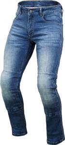 Jeans moto Macna Norman con fibra Aramidica Blu