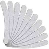 Wictor - Lima bianca banana - Grana 80/100 - Confezione da 10 pezzi.