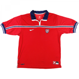 1998-99 USA Maglia Away L  (Top)