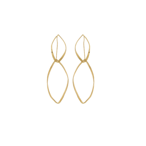 Lulia cm.8 earrings in 925 silver