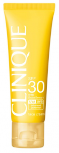 CLINIQUE SOLAR FACE CREAM SPF30