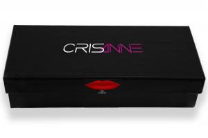 CRISANNE Cosmetics - Phenomenal - Long Lasting Matte - Tinta labbra ultra resistente - Colore 03-NAOMI.