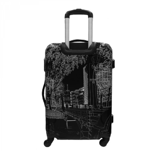 Bestbags - Dreams - Trolley Medio 67 cm 4 Ruote cod. 1239960