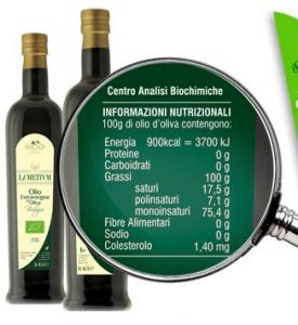 Olio Lametium Bio  - 0,75lt
