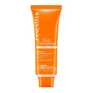 Lancaster Sun Sensitive Delicate Comforting Cream Spf50+ 50ml