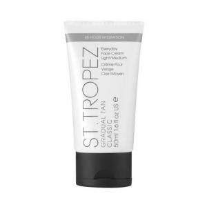 St Tropez Gradual Tan Classic Face Cream Light Medium 50ml