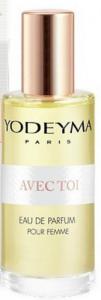 Yodeyma AVEC TOI Eau de Parfum 15ml mini Profumo Donna no tappo no scatola
