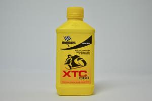 OLIO MOTORE BARDAHL MOTO 4T XTC C60 POLAR PLUS FULLRENE 10W50 1L