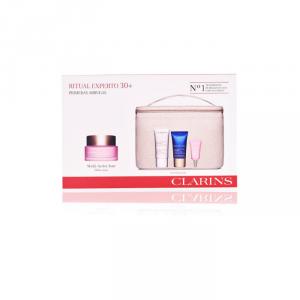Clarins Multi-Active Crema Giorno Prime Rughe Antiossidante Tutti I Tipi Di Pelle 50ml Set 4 Parti 2018