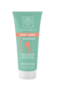 Hemporium - FOOT CARE - FOOT SCRUB 200ml