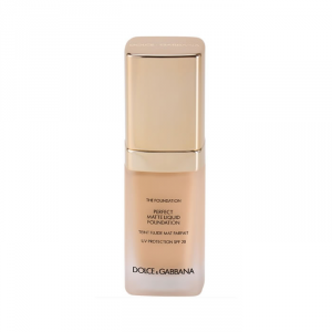 Dolce & Gabbana The Foundation Perfect Matte Liquid Foundation Creamy 80 Spf20 30ml