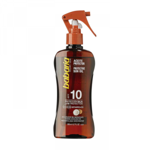 Babaria Coconut And Aloe Vera Oil Spray Spf10 200ml