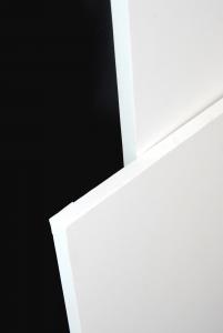 Tele in Misto Lino per dipingere - Profilo 2 cm  -Telaio telato Misto Lino