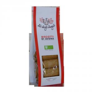 Biscotti Avena  naturali senza zucchero BIO - 200gr