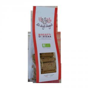 Biscotti Avena e gocce di Cioccolato BIO - 200gr