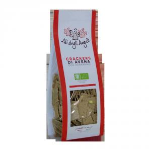 Cracker Avena Rosmarino Bio - 200gr