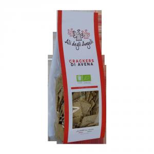 Cracker Avena naturali Bio - 200gr