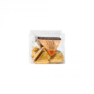 Snack Legù speziato piccante Pepe e Curcuma - 40gr