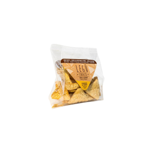 Legù snack - spiced and delicate with Ginger and Curry - 40g