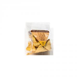 Snack Legù speziato delicato Zenzero e Curry - 40gr