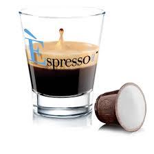 30 Capsule caffè Vergnano Decaffeinato - Compatibili NESPRESSO