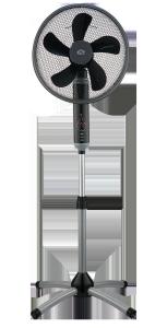 Ventilatore a Colonna Con Rotazione 360 3 Velocita Timer con Telecomando